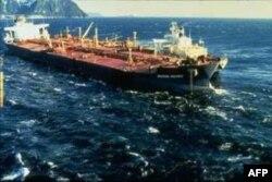 Tàu đổ dầu Exxon Valdez năm 1989