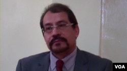 Jorge Mariscal director da OMS em Angola
