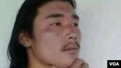 自焚藏人帕莫桑珠 (美國之音藏語組提供)