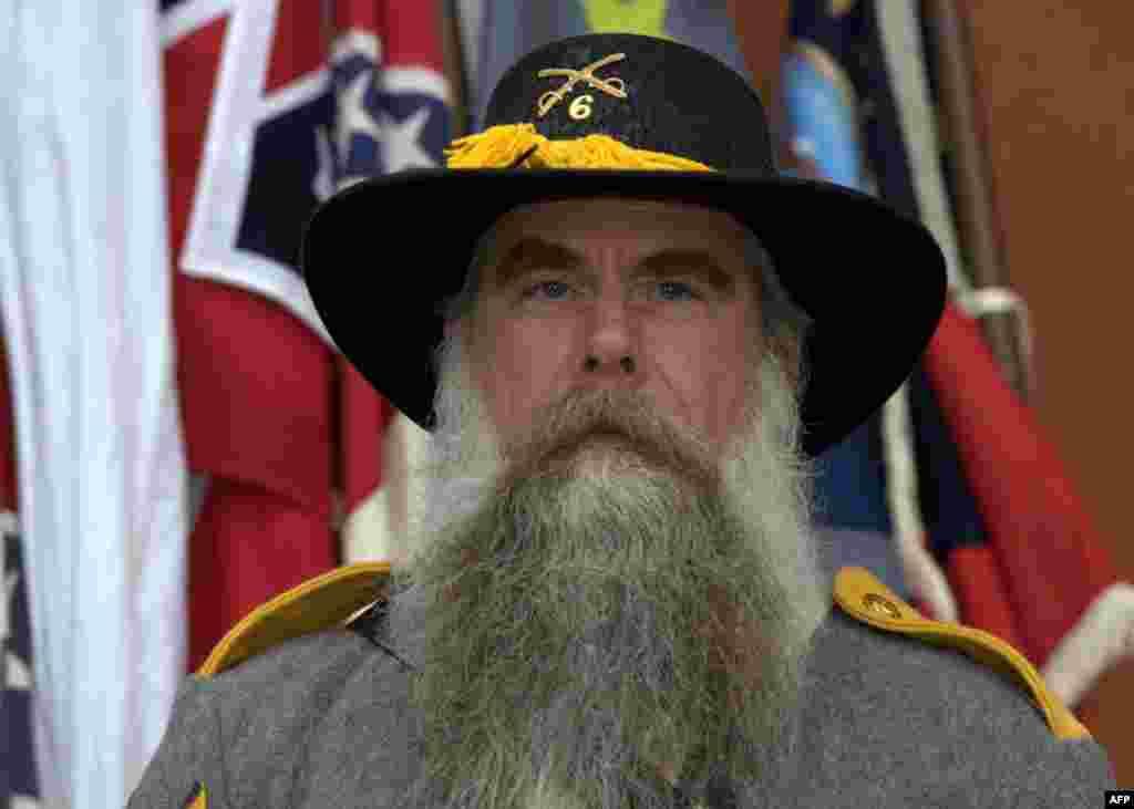 «Пехотинец армии конфедератов (армия Юга)»
