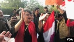 طلبہ کا 'یکجہتی مارچ': ملک بھر میں جلوس اور ریلیاں