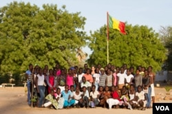The English Club of Fandene, Senegal