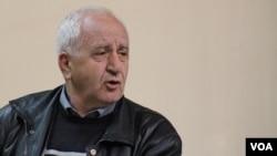Vehid Šehić, predsjednik Strateškog odbora Koalicije Pod lupom