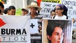 حزب آنگ سان سوچی انتخابات برمه را به سبب مخالفت با قوانين انتخاباتی تحريم کرد