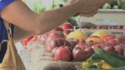 Jeftinije voce i povrce na njujorskim trznicama
