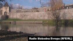 Bosnia and Herzegovina -- The Kastel Fortress in Bosnian city of Banja Luka, December 12, 2017.
