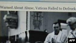 Papa Benedict Tacize Maruz Kalan Çocuklarla Görüşecek