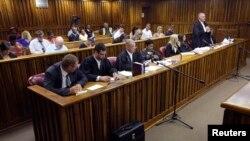 Un tribunal Sud-africain