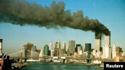 Igitero ca World Trade Center, i New York, muri Reta Zunze Ubumwe za Amerika