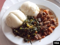 Zimbabwean food that is difficult to recreate in the States (Creative Commons photo BBC World Service)