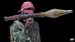 Боевик «Аш-Шабаб»