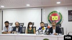 10 Eylül 2021 - Diyarbakır Barosu, kentteki kapalı cezaevlerinde kalan çocuklarla ilgili, işkence iddialarının da yer aldığı raporu açıkladı