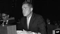 Sargent Shriver in 1965