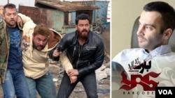 """وزارت ارشاد می گوید تیتراژ پایانی فیلم بارکد با بازی بهرام رادان و پژمان بازغی، باید بدون خواندن """"یاس"""" (سمت راست) باشد."""