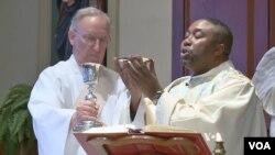미국은 지금: 미국으로 온 아프리카 사제들