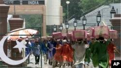 پاک بھارت نے دو طرفہ تجارت کو بڑھانے کے لیے ٹھوس اقدامات پر اتفاق کیا ہے
