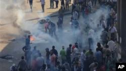 Каир, Египет. 15 августа 2013 г.