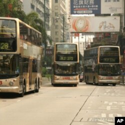 车辆排气是香港空气污染主要因素