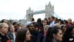 London Bridge Attack Aftermath