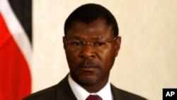 Waziri wa zamani wa biashara nchini Kenya, Moses Wetangula