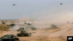 تهاجم نظامی بر مواضع تندروان ناکام بود