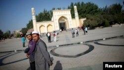 Qashg'ardagi masjid