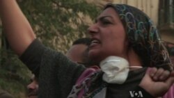 Rising Violence Against Egyptian Women Worries Rights Groups