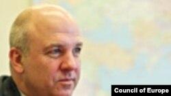 Нілс Муйжніекс, комісар Ради Європи з питань прав людини
