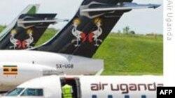 Mỹ cảnh báo nguy cơ bị tấn công của máy bay Uganda