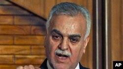 Tariq El Haşimî.