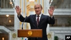 Rossiya rahbari Vladimir Putin