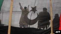 Пятничная молитва в столице Ливии