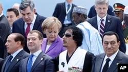 Dirigentes africanos lamentam morte de Kadhafi; povo nem por isso