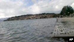 Водостојбата на Охридското езеро непроменета?!