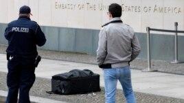 Incident tek ambasada amerikane në Berlin