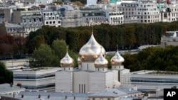ახალი რუსული ტაძარი პარიზში