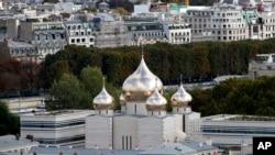 Російський культурно-духовний центр у Парижі