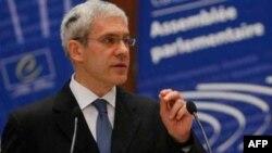 Predsednik Srbije Boris Tadić u Savetu Evrope