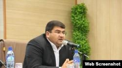 Ruhullah Həzrətpur, deputat