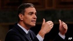 Pedro Sanchez, le dirigeant socialiste a échoué à deux reprises dans ses tentatives pour obtenir la confiance du parlement.