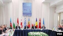"""""""Qara dəniz - Xəzər dialoqu"""" ölkələrinin kəşfiyyat xidmətlərinin Bakı toplantısı"""