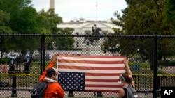 Washington protests