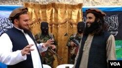 احسان الله احسان، سخنگوی تحریک طالبان پاکستانی در سال ۲۰۱۳