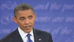 Versión corta, Reacciones a primer debate presidencial en EE.UU.