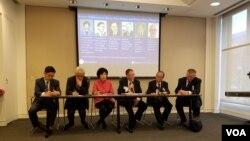 5일 미국 워싱턴의 미국과학진흥협회(AAAS)에서 '과학 외교 2016' 세미나가 열렸다.