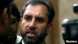 Samiullah Afridi, ditembak hari Selasa (17/3) ketika sedang dalam perjalanan pulang dari kantor (foto: dok).