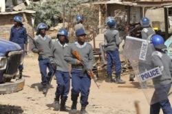 Report on Mugabe Protests Filed By Thomas Chiripasi