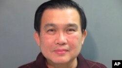 阿肯色大學華裔教授洪思忠。
