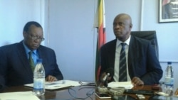 Report on Chinamasa Growth Pledge Filed By Irwin Chifera