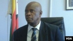 Finance Minister Patrick Chinamasa says Zimbabwe needs money to boost the economy in order to pay debts (Photo/Irwin Chifera)
